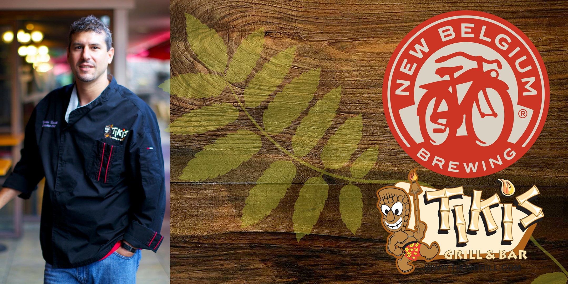 New Belgium Brewing Beer Dinner